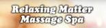 Relaxing Matter Massage
