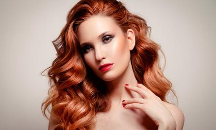 Monica Rennick at Wild Strandz Hair Salon