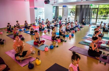 Set and Flow Yoga