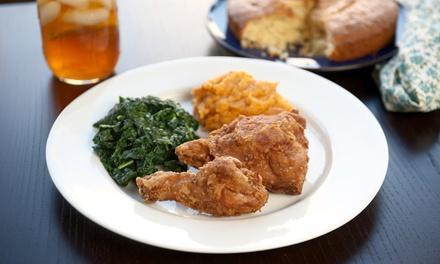 Homa's Southern Cuisine