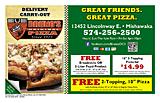 Bruno's Pizza-osceola