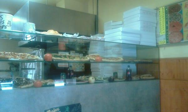 Chubby Burger Chicken Salad Bar and Pizza