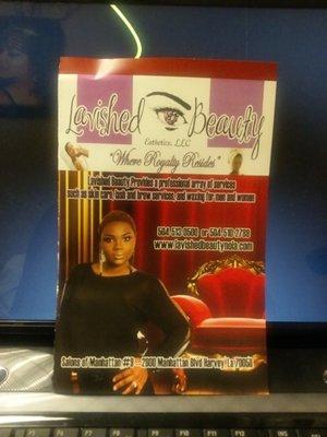 Lavished Beauty Esthetics, L.L.C.