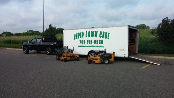 Rapid Lawn Care
