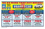 Brake Stop