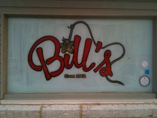 Bill's Fish House, One