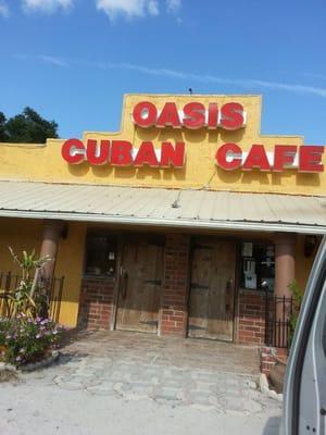 Oasis Cuban Cafe