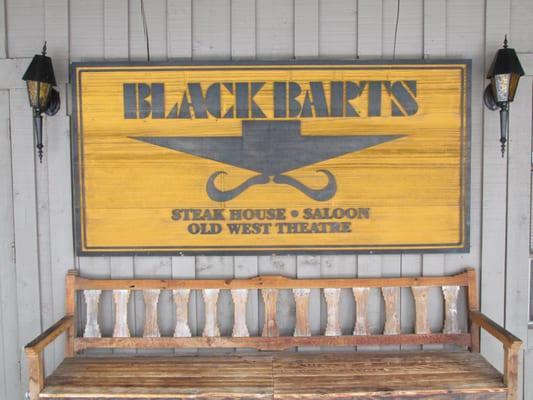 Black Barts Steakhouse, Saloon & Musical Revue