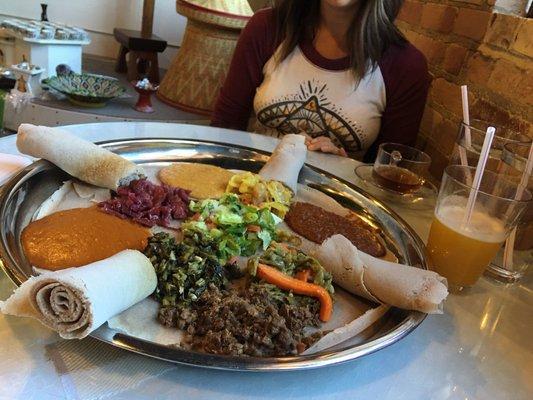 GoJo Ethiopian Cuisine