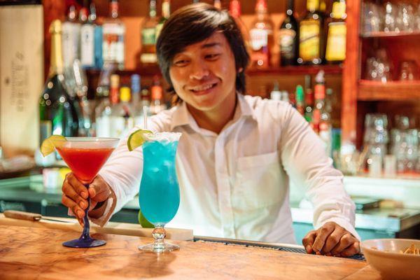 Martin's Restaurant at Long Bay Resort