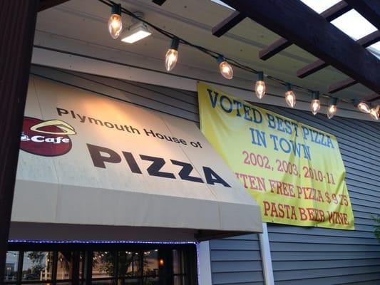 Plymouth House of Pizza & Cafe