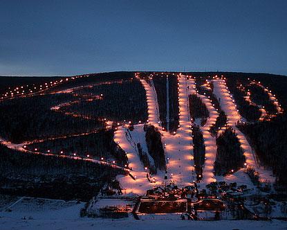 Bristol Mountain Ski Resort