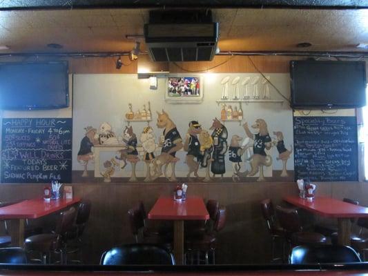 The Cactus Lounge & Restaurant