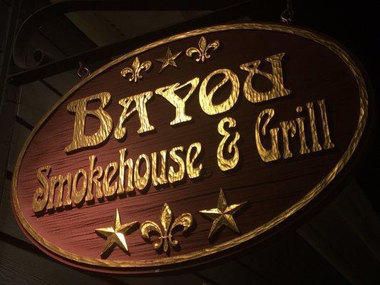 Bayou Smokehouse and Grill