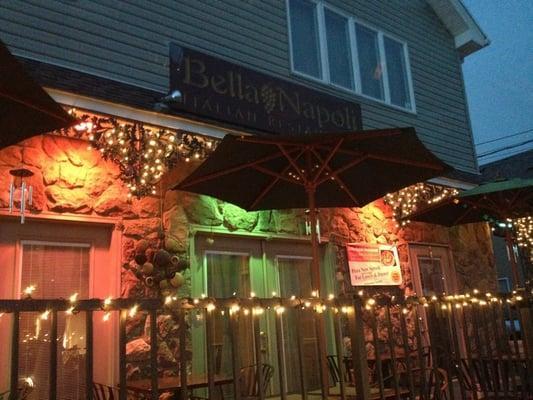 Rinaldi's Italian Bistro And Steak House