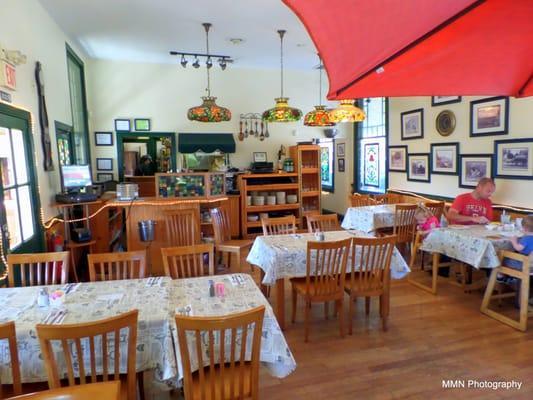 The Woodbury Station Cafe