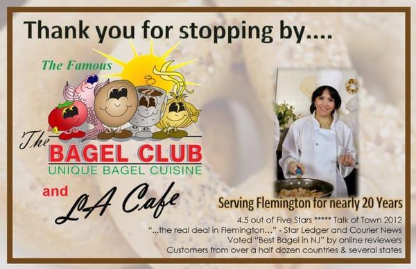 The Bagel Club