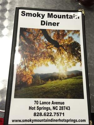 Smoky Mountain Diner