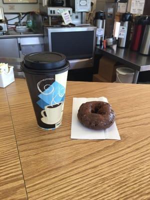 Fort Findlay Coffee & Doughnut Shoppe