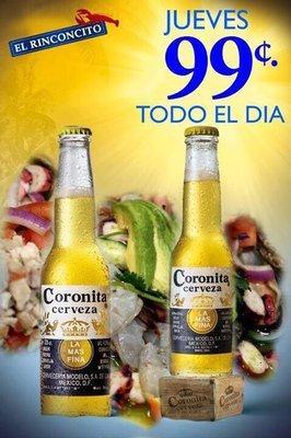 El Rinconcito Mexican Seafood Restaurant