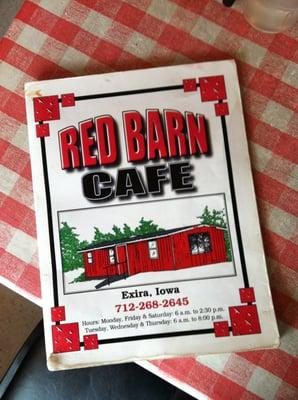 Red Barn Cafe