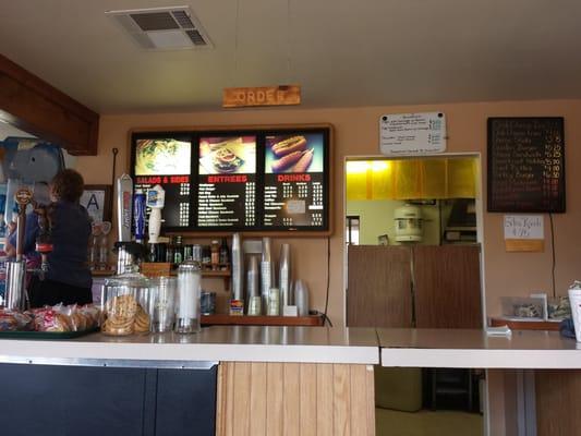 Old Miner's Cafe