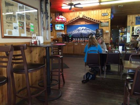 Smitty's Log Cabin Cafe