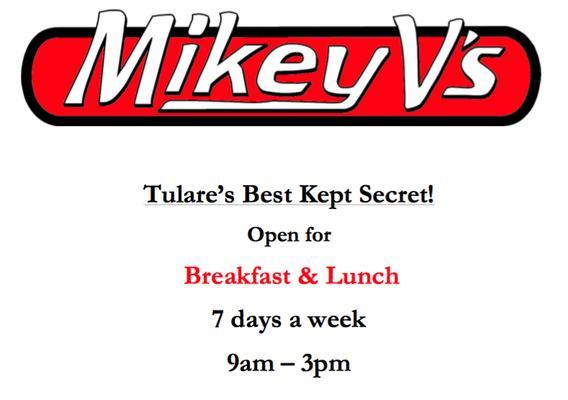 Mikey V's Cafe