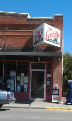 The Griddle