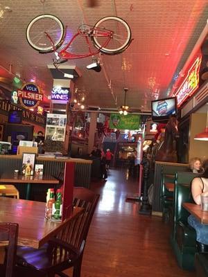 Bert & Ernies Dining Saloon & Grill