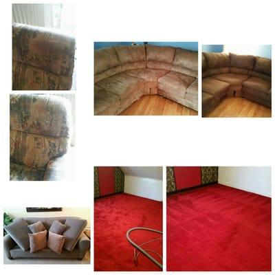 Select Steam Carpet Inc