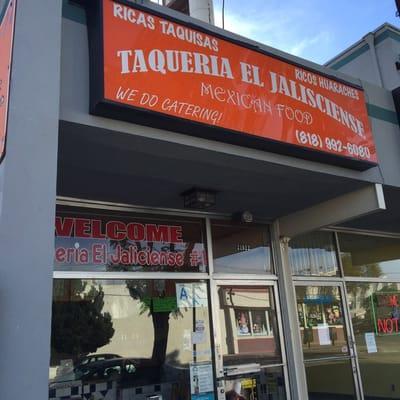 Taqueria El Jaliciense