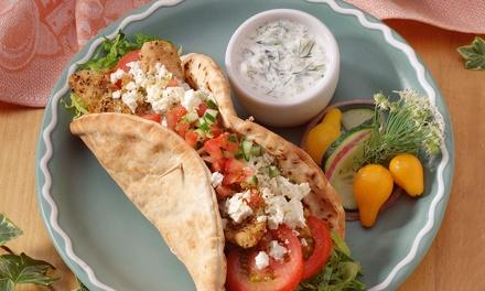 Couscous Gyro Kebab