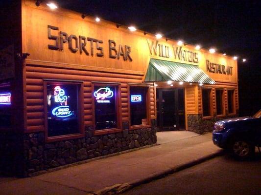 Wild Waters Sports Bar Restaurant