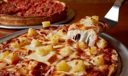 Crazy Bears Pizza