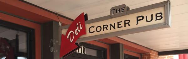 The Corner Pub & Deli