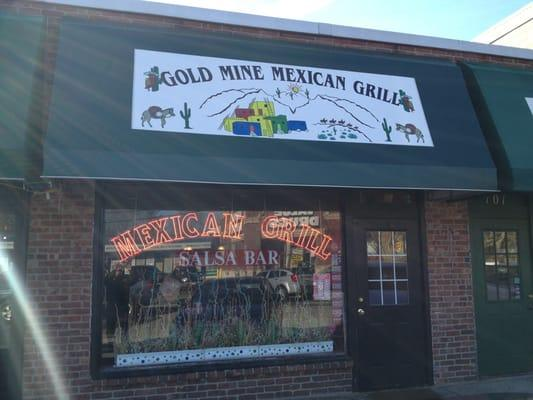 Dave's Goldmine Mexican Grill
