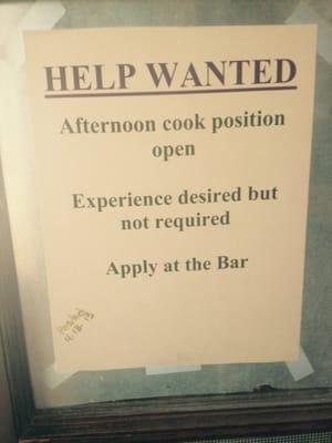 The Good Ol' Days Bar -n- Grill