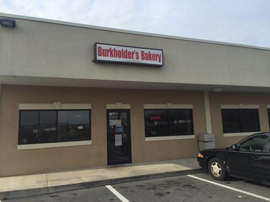 Burkholder's Bakery