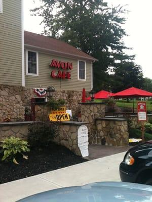 Avon Cafe & Coffee House