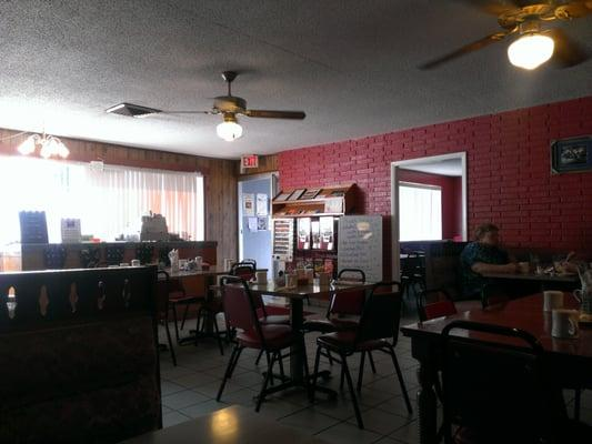 White Sands Cafe