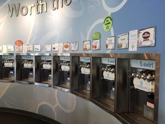 U-Swirl Frozen Yogurt Meridian LLC