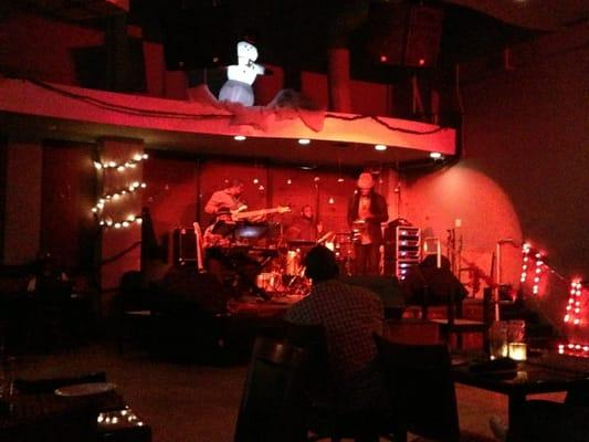 Moca Cafe and Lounge