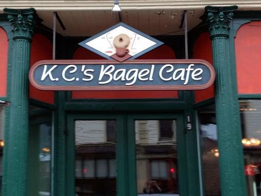 KC 'S Bagel Cafe