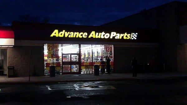 Advance Auto Parts Gibbstown