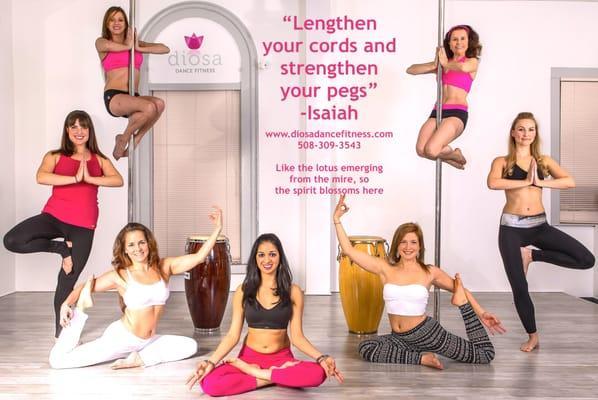 Diosa Dance Yoga Health