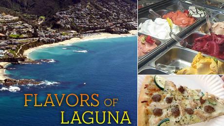 Flavors of Laguna at Laguna Beach
