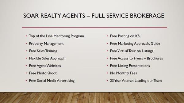 Soar Realty Agents