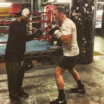 Rivera Boxing