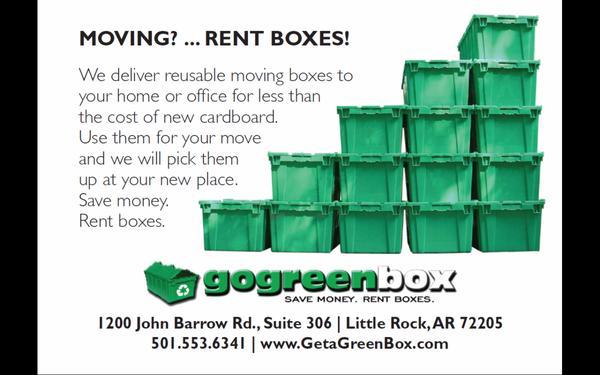 Go Green Box